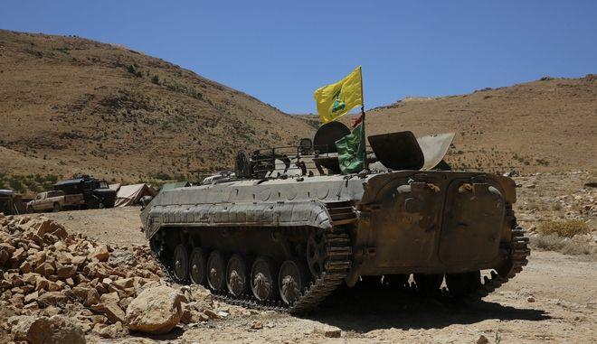 Λίβανος: Αναστέλλονται οι επιχειρήσεις κατά του ISIS στα σύνορα με Συρία