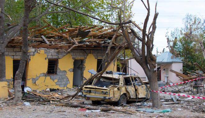 Έκρηξη στο Αζερμπαϊτζάν (φωτογραφία αρχείου)