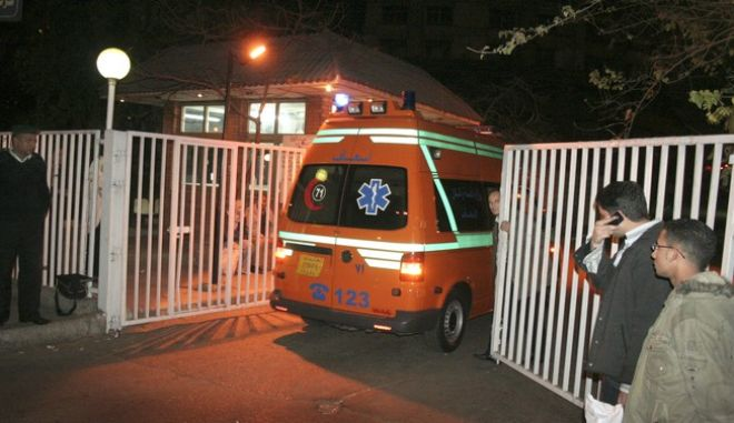 Νοσοκομείο στην Αίγυπτο