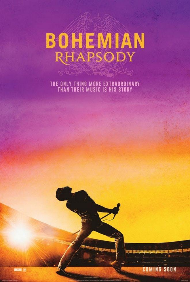 O Freddie Mercury και το νέο τρέιλερ του Bohemian Rapsody