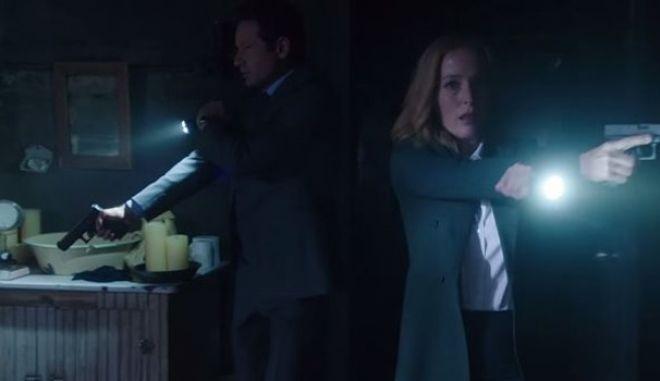 Η απόφαση δική σας: Δείτε (ή όχι) το αποκαλυπτικό teaser για το μεγάλο φινάλε X-Files