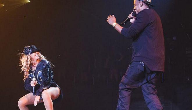 Beyonce - Jay Z. 6000 δολάρια σε sex shop