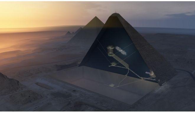 'Πόλεμος' αρχαιολόγων για την Πυραμίδα του Χέοπα