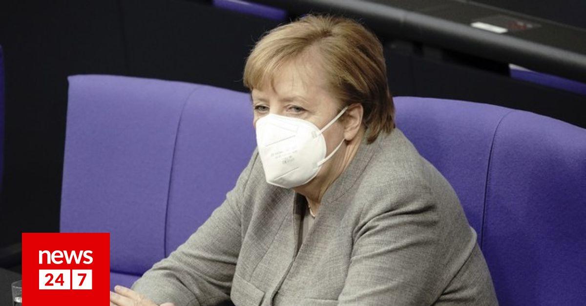 Γερμανία: Για έλλειψη σε εμβόλια μέχρι τα μέσα του έτους έκανε λόγο η Μέρκελ – Κόσμος