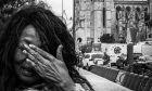 Νίκος Αλιάγας: Η συγκλονιστική φωτογραφία του για την Παναγία των Παρισίων
