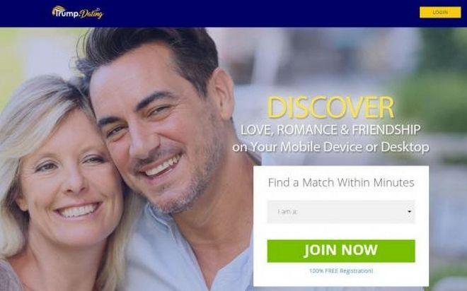 Στην Αμερική έφτιαξαν dating sites για να ερωτεύονται χωριστά οι οπαδοί και οι πολέμιοι του Τραμπ