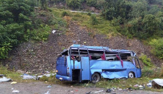 Τραγικό δυστύχημα με λεωφορείο στην Βουλγαρία