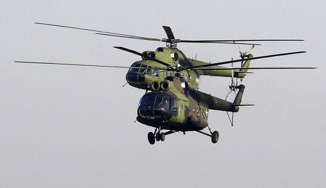 Ρωσικό στρατιωτικό ελικόπτερο της FSB συνετρίβη στην Τσετσενία - Έξι νεκροί
