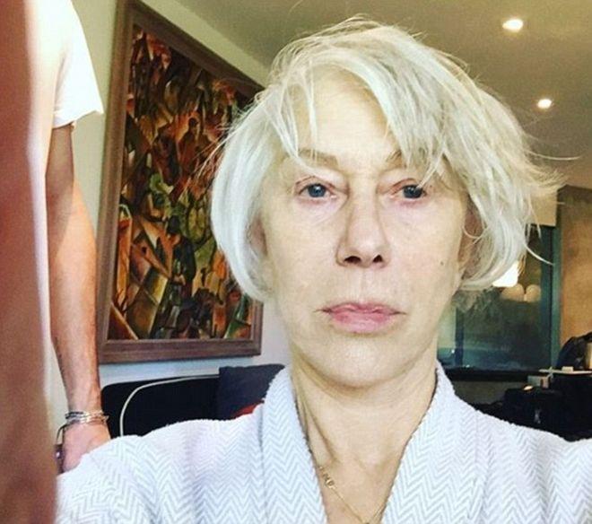 Έλεν Μίρεν: Φωτογραφίζεται πριν και μετά την 'μεταμόρφωση' για την απονομή των Όσκαρ
