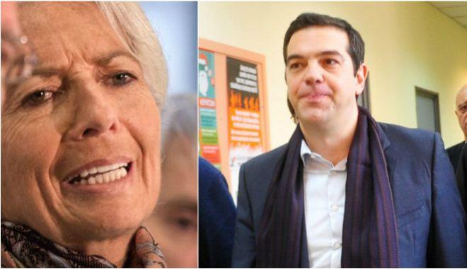 Financial Times: Ο Τσίπρας πιέζει ώστε να μείνει το ΔΝΤ εκτός τρίτου προγράμματος