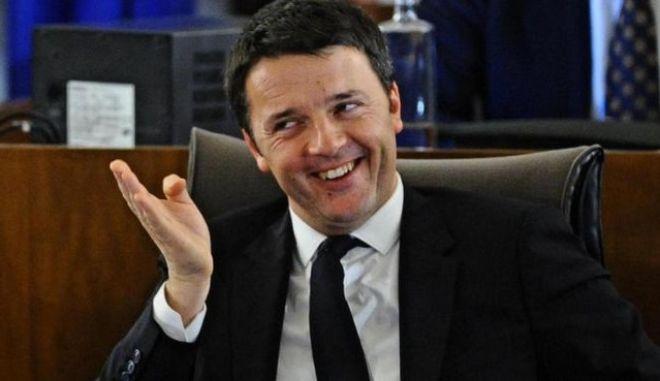 Ρέντσι: Νομίζω, ότι ο Ντάισελμπλουμ δεν έχει επίγνωση του τι γίνεται στην Ιταλία