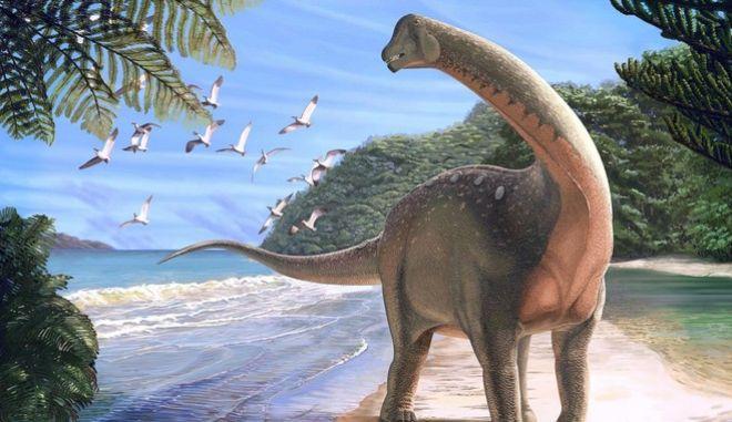 Απολίθωμα νέου είδους δεινοσαύρου ανακαλύφθηκε στην Αίγυπτο