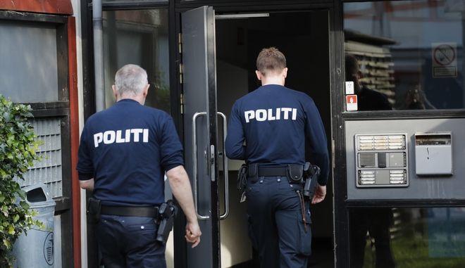 Δανοί αστυνομικοί