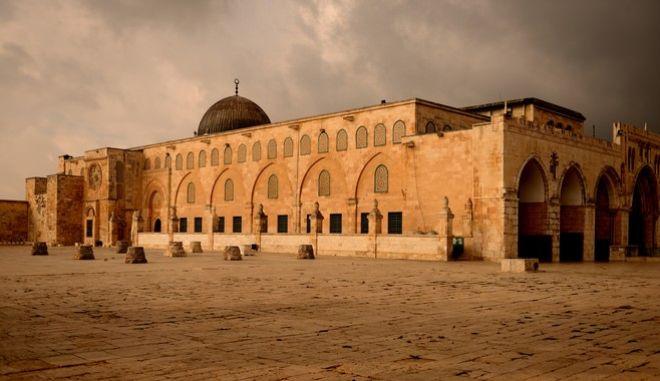 Το τέμενος αλ Άκσα στην Ιερουσαλήμ