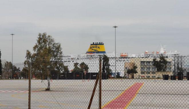 """Κορονοϊός: Στο λιμάνι του Πειραιά το """"Ελευθέριος Βενιζέλος"""" με 119 κρούσματα"""