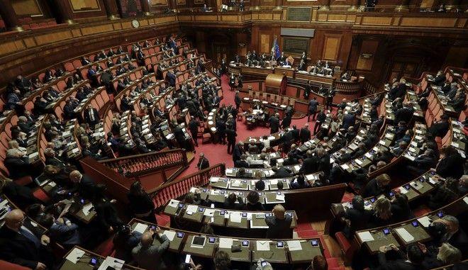 Η ιταλική βουλή