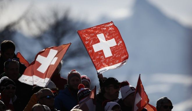 Ελβετία - Covid-19