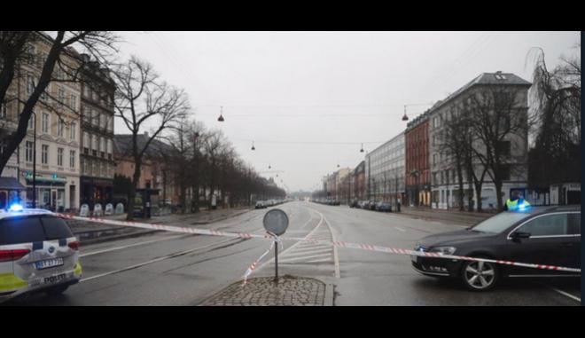 Ύποπτο πακέτο στην αμερικανική πρεσβεία της Δανίας - Αποκλείστηκε η περιοχή