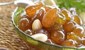 Σπιτικό γλυκό του κουταλιού σουλτανίνα