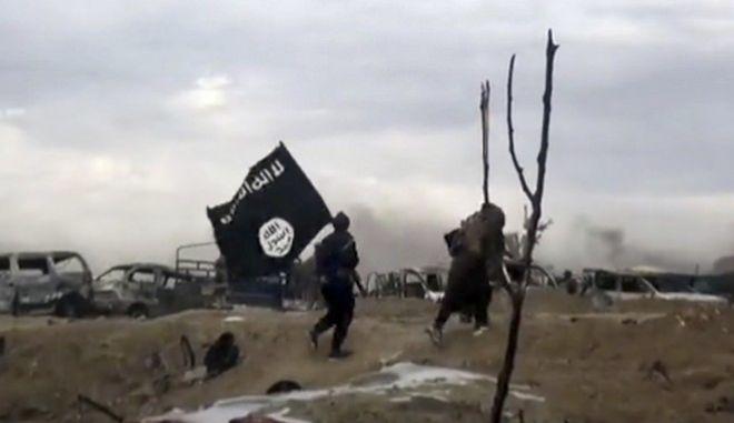 Μαχητές του Ισλαμικού Κράτους