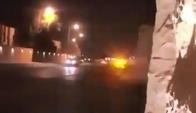 Πυροβολισμοί έξω από το βασιλικό παλάτι στο Ριάντ