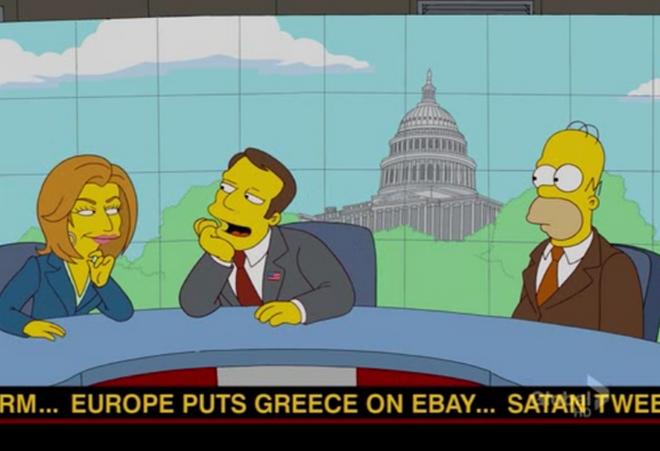 30 χρόνια Simpsons: Δέκα προβλέψεις του θρυλικού καρτούν που βγήκαν αληθινές