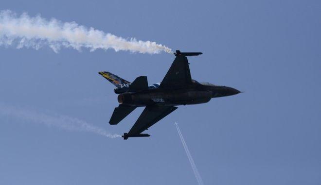 Ελληνικό F16 της πολεμικής μας αεροπορίας