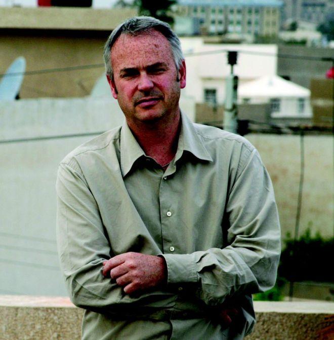 Ο συγγραφέας Tim Marshall