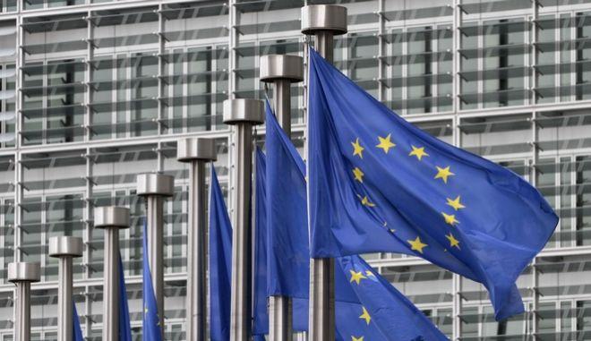Το κτίριο της Ευρωπαϊκής Επιτροπής.Φωτό αρχείου.