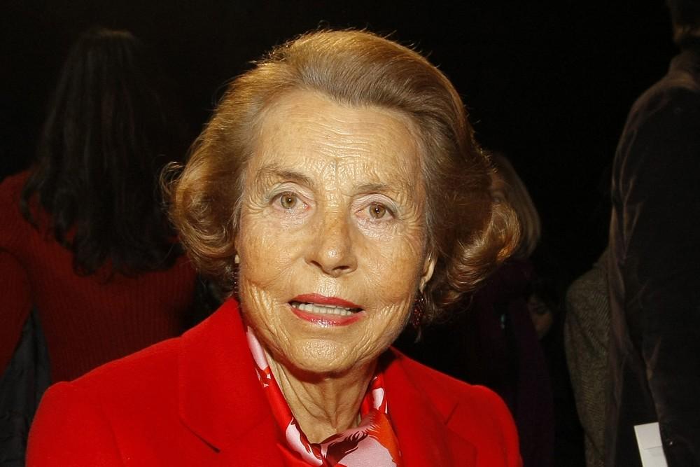 Η Λιλιάν Μπετανκούρ (1922-2017)
