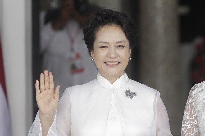 Πενγκ Λιγουάν Από υποστράτηγος σοπράνο και πρώτη κυρία της Κίνας