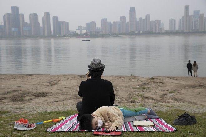 Η πόλη Γουχάν στην Κίνα απ' όπου ξεκίνησε η πανδημία κορονοϊού