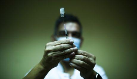 Εμβόλιο για κορονοϊό.