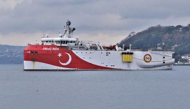 Με αντι-Navtex απαντά η Ελλάδα στην νέα παράνομη τουρκική για το Oruc Reis
