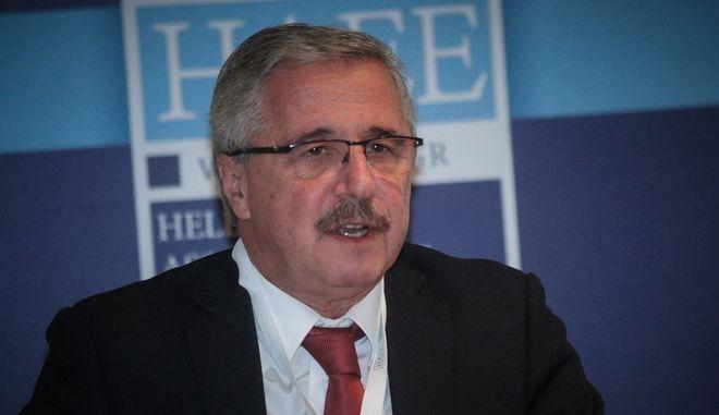 Ο βουλευτής Γιάννης Μανιάτης
