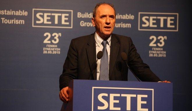ΑΘΗΝΑ-23η Γενική Συνέλευση του ΣΕΤΕ.(EUROKINISSI-ΖΩΝΤΑΝΟΣ ΑΛΕΞΑΝΔΡΟΣ)