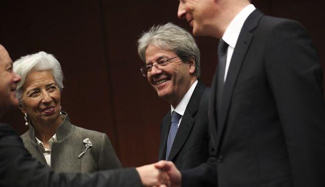 Στιγμιότυπο από Eurogroup