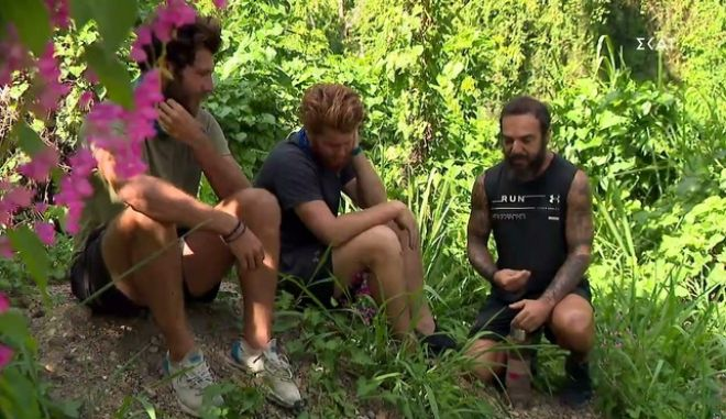 Survivor 4: Η ατάκα - βόμβα του Τριαντάφυλλου για τον Τζέιμς