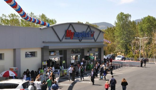 Σεβασμός: Και τα MyMarket κλειστά την ώρα της κηδείας του Στέλιου Σκλαβενίτη