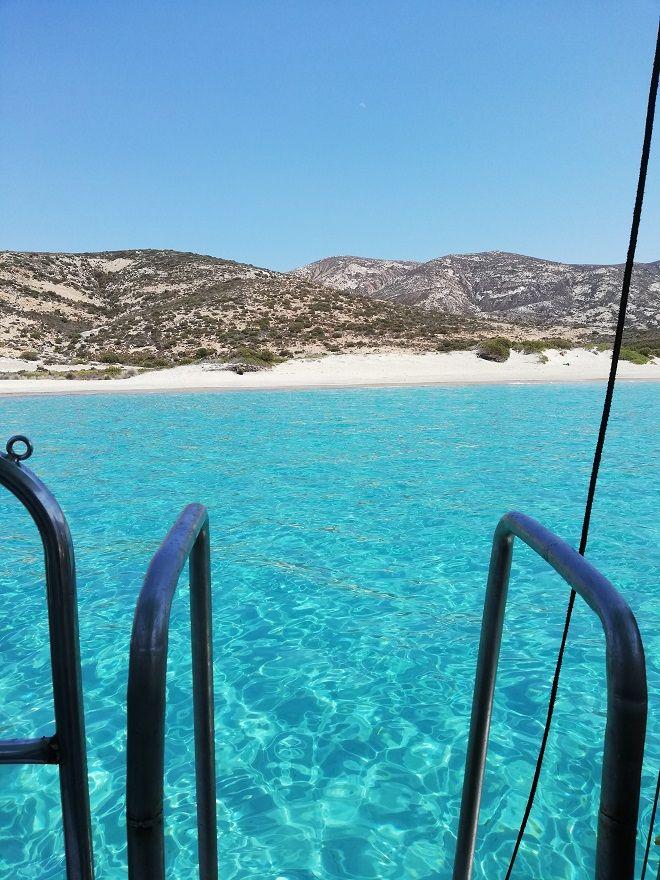 H νήσος Πολύαιγος