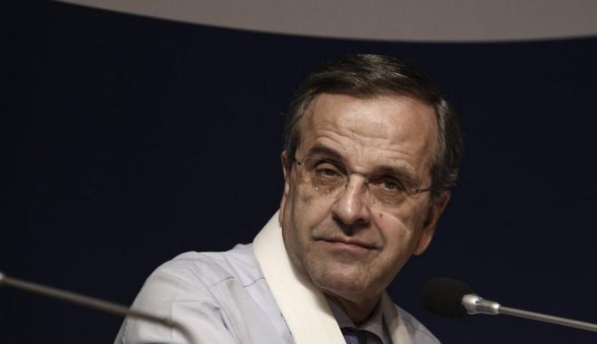 Speech by the President of New Democracy, Antonis Samaras, at the general assembly of SEV (Hellenic Federation of Enterprises), Athens, on May 18, 2015 /             , ,  18 , 2015