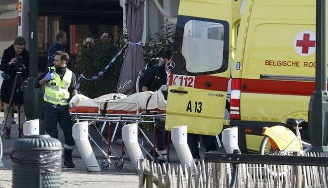 Ένας νεκρός και 4 τραυματίες έπειτα από επιχείρηση της αστυνομίας στις Βρυξέλλες