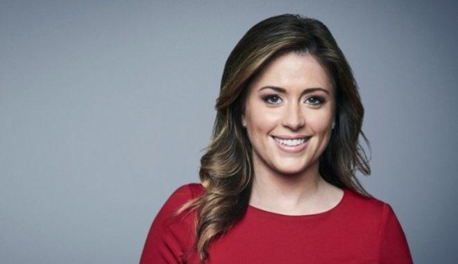 Η δημοσιογράφος Κλόι Μέλας