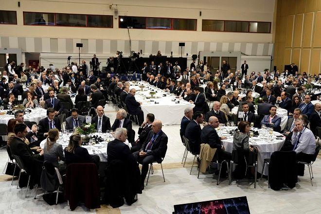 Thessaloniki Summit 2018: Στιγμιότυπο από την ομιλία του πρωθυπουργού