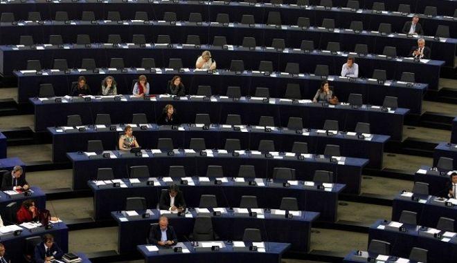 Στιγμιότυπα από το Ευρωπαϊκό Κοινοβούλιο