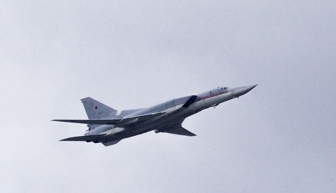 Ρωσικό βομβαρδιστικό TU-22M3 συνετρίβη κατά την διαδικασία της προσγείωσής του στο στρατιωτικό αεροδρόμιο του Μούρμανσκ
