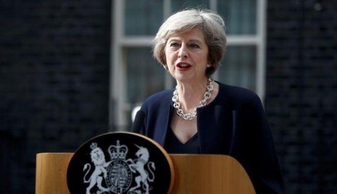 Brexit: Σαφής και ρεαλιστική η ομιλία της Τερέζα Μέι
