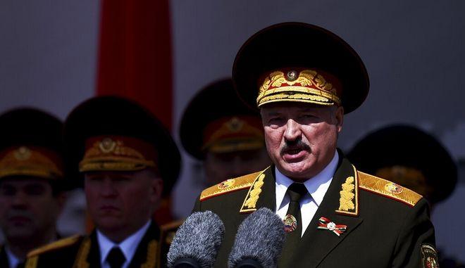 Αλεξάντρ Λουκασένκο.