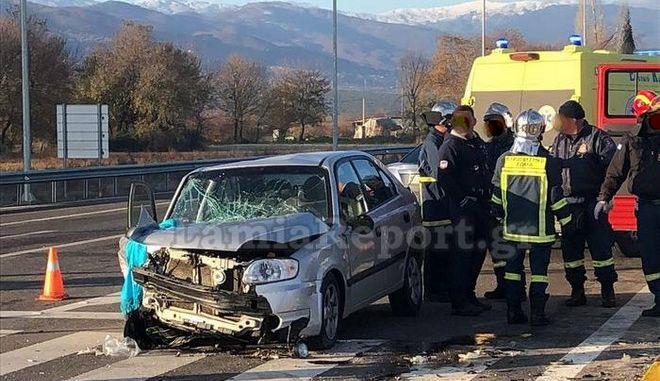 Τροχαίο στη Μακρακώμη: Νεκρός ένας οδηγός - Χαροπαλεύει η αδερφή του
