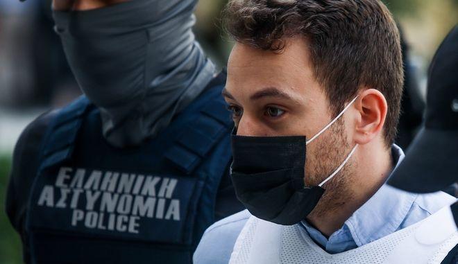O 33χρονος Χαράλαμπος Αναγνωστόπουλος